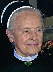 <b>Agnes Weiß</b> Oberin des Caritas-Kinderdorfes Irschenberg - Weiss_Agnes